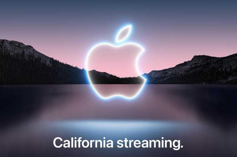 La prochaine keynote d'Apple aura lieu le 14 septembre