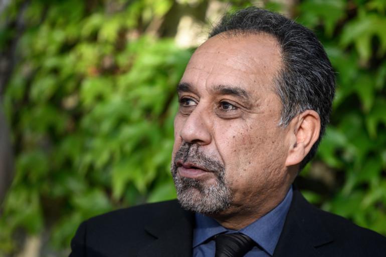 Ahmad Wali Massoud, frère du commandant Ahmed Shah Massoud