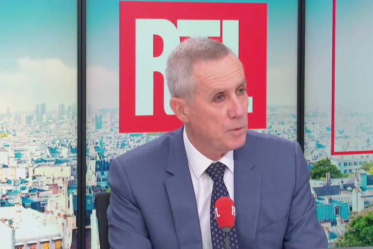 François Molins était l'invité de RTL.