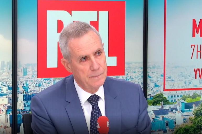 François Molins était l'invité de RTL mercredi 8 septembre.
