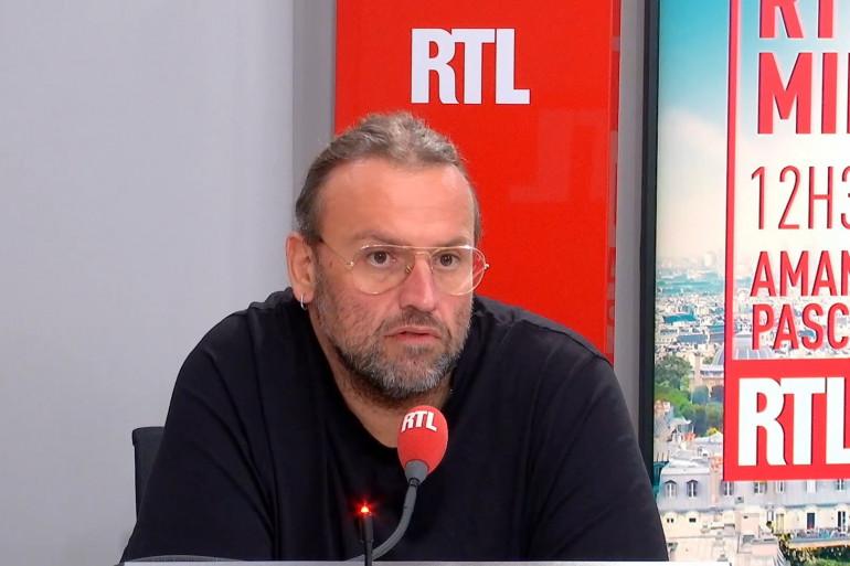 Bruno Poncet était l'invité de RTL Midi