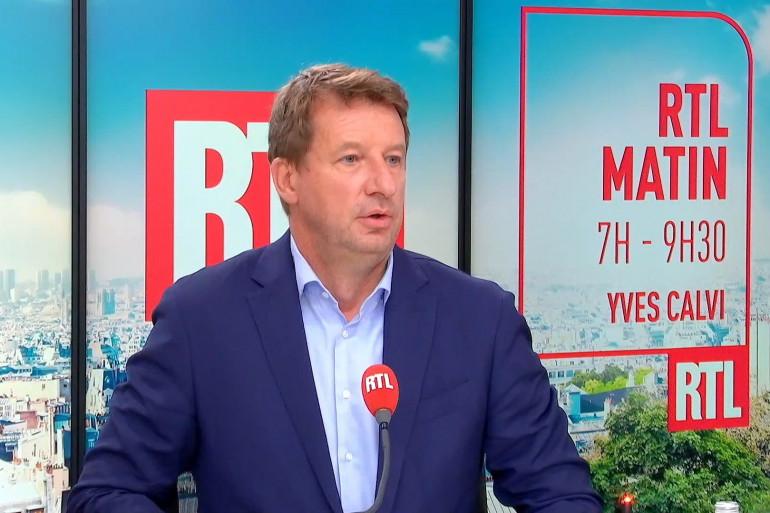 Yannick Jadot était l'invité de RTL jeudi 9 septembre.
