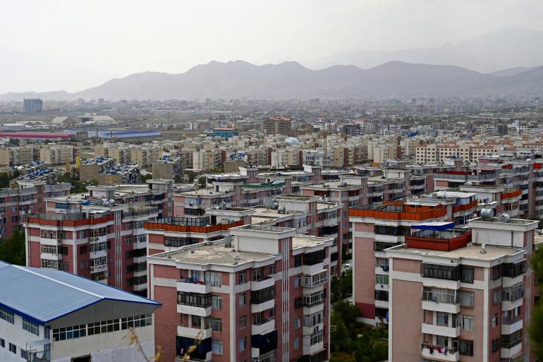 Illustration de Kaboul, le 15 août 2021