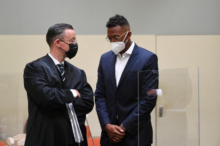 Jérôme Boateng a été condamné à une amende d'1,8 millions d'euros pour violences conjugales