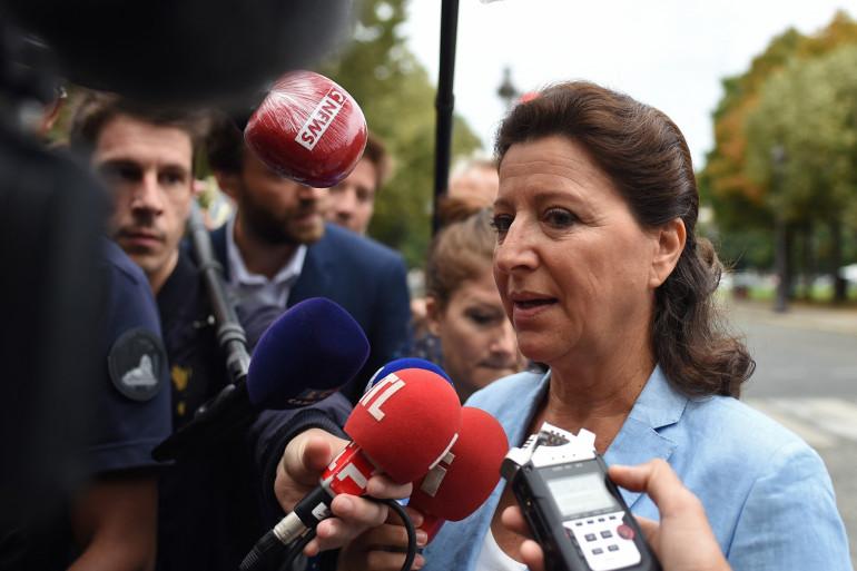 Agnès Buzyn devant la Cour de justice de la République le vendredi 10 septembre.