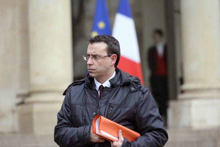 Philippe Rio, le maire de Grigny