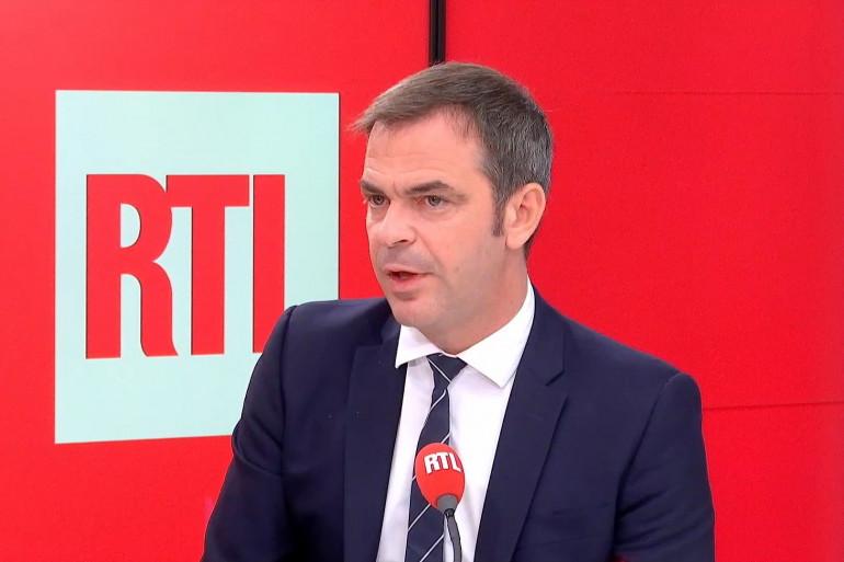 Olivier Véran invité de RTL le 16 septembre 2021