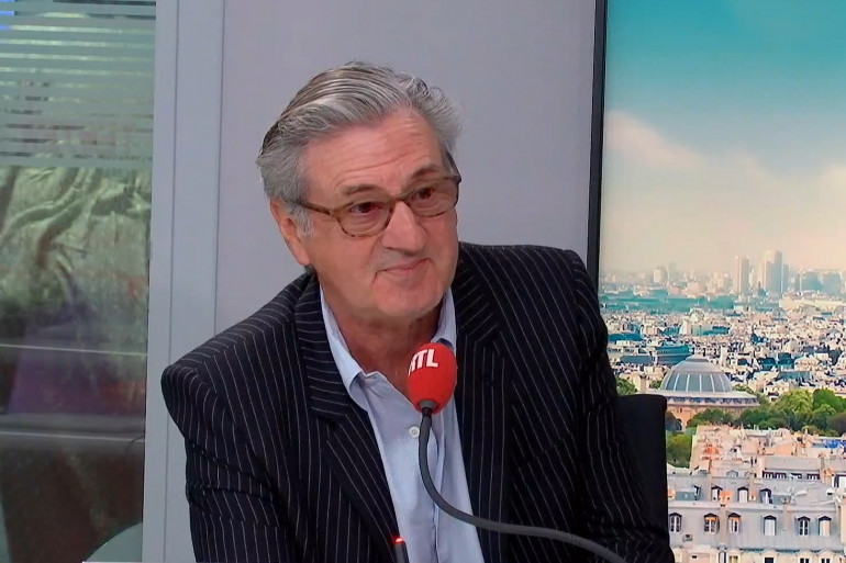 Daniel Auteuil le 16 septembre 2021