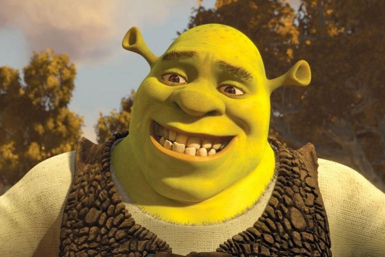 """Shrek dans """"Shrek 4 : Il était une fin"""""""
