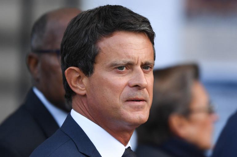 L'ancien Premier ministre Manuel Valls