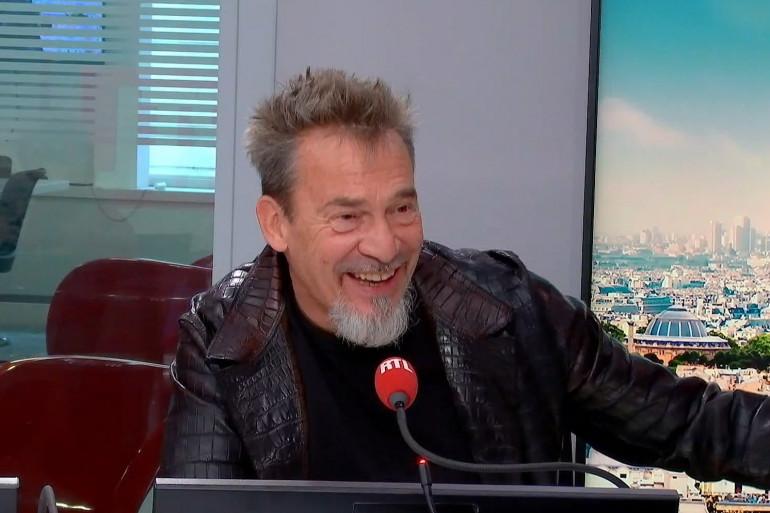 Florent Pagny le 17 septembre 2021