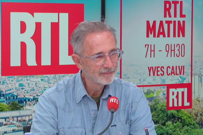 Thierry Lhermite était 'invité de RTL du 21 septembre 2021