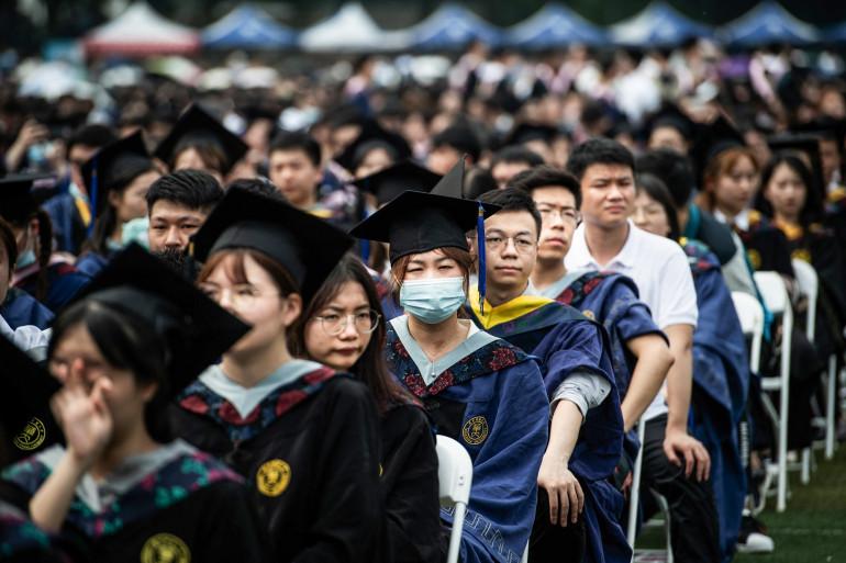 Les étudiants son menacés de sanctions sévères en Chine en cas de relations sexuelles