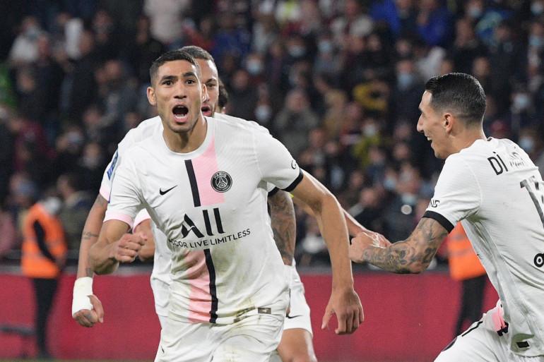 Le latéral droit a déjà inscrit trois buts et délivré deux passes décisives en Ligue 1.