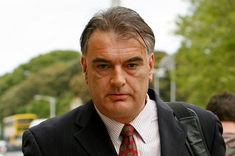 Ian bailey en juin 2010
