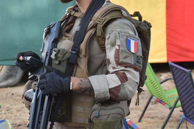 Un soldat français au Mali (illustration)