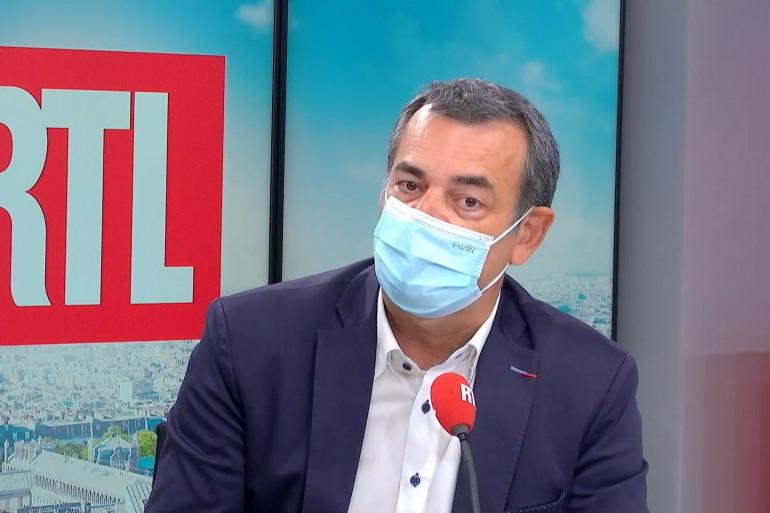 Antoine Pelissolo, invité de RTL le 27 septembre 2021