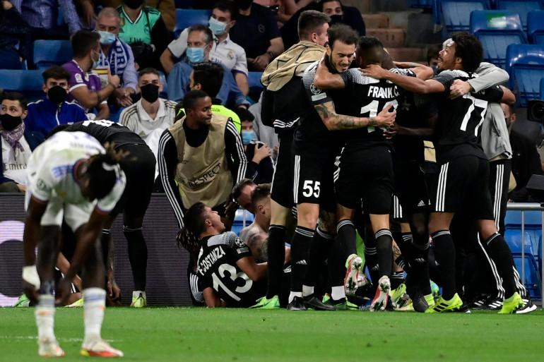 Le Sheriff Tiraspol s'est imposé sur la pelouse du Real Madrid (2-1), mardi 28 septembre