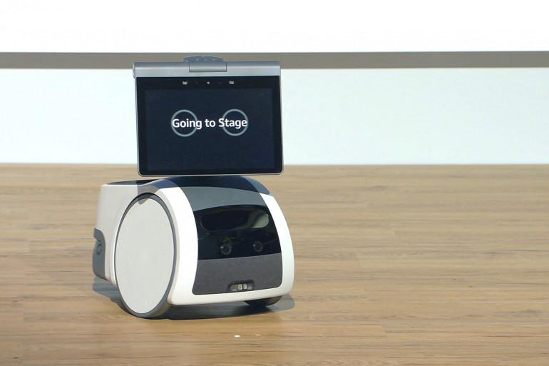 """Le robot """"Astro"""" d'Amazon coutera environ 1.000 dollars"""