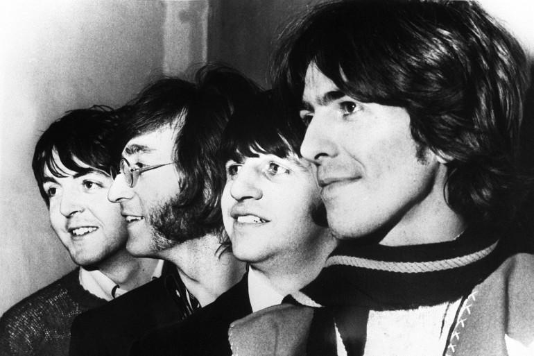 Les Beatles se sont séparés en 1970