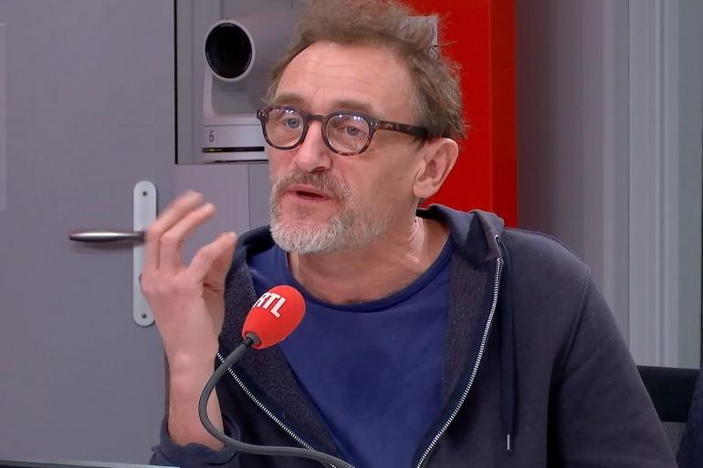 Jean-Paul Rouve le 14 octobre 2021