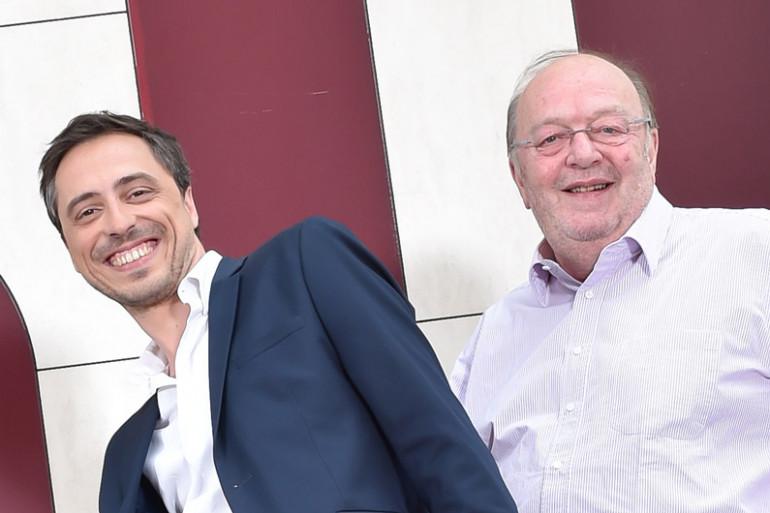 Jérôme de Verdière et Bernard Mabille