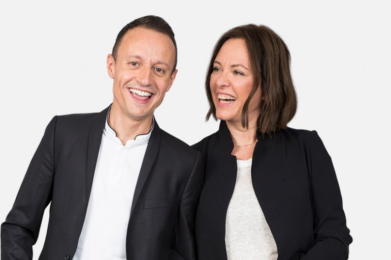 Eric Dussart et Jade