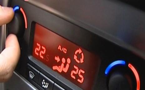 La climatisation de sa voiture