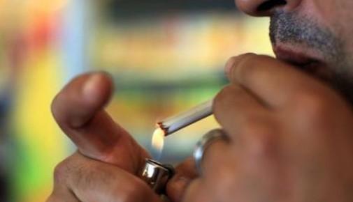 Selon cette étude, 80% des fumeurs prennent, en moyenne, 7 kilos après l'arrêt de la cigarette