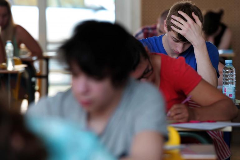 Des étudiants (photo d'illustration).