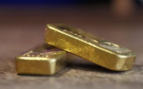 Des lingots d'or (archives)