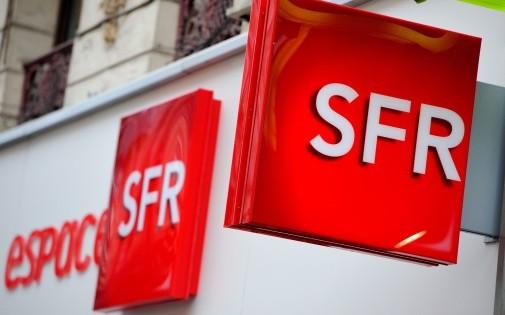 Le logo de SFR