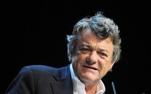 Jean-Louis Borloo à Chasseneuil-du-Poitou le 15 septembre 2013.