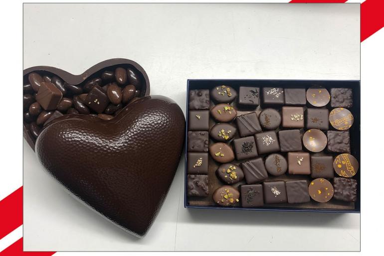 Ecoutez RTL2 Sud Aquitaine et gagnez vos chocolats Henriet