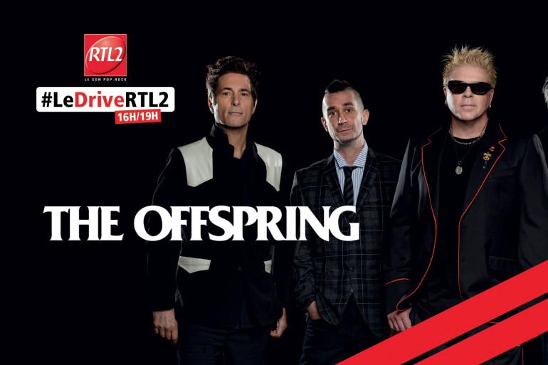 The Offspring dans #LeDriveRTL2