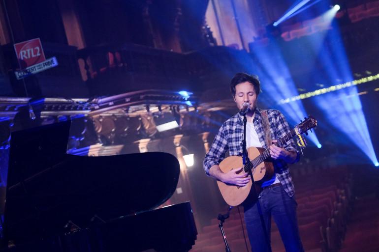 Vianney en Concert Très Très Privé RTL2
