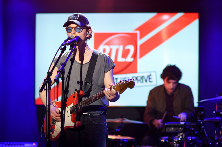Raphael en Concert Très Très Privé RTL2
