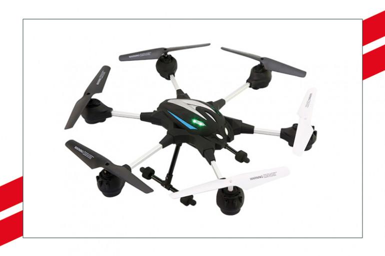 Gagnez votre drone compact avec caméra embarquée avec Reflet du monde et RTL2 Arras