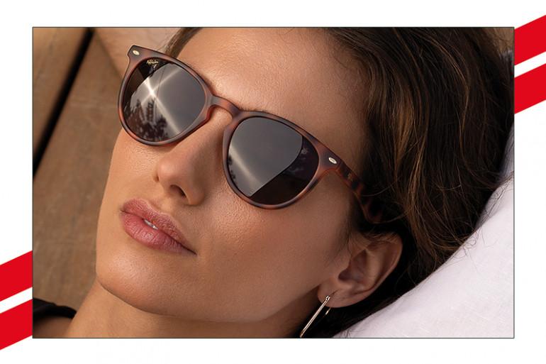 Vos paires de lunettes de soleil H2O d'Afflelou avec RTL2