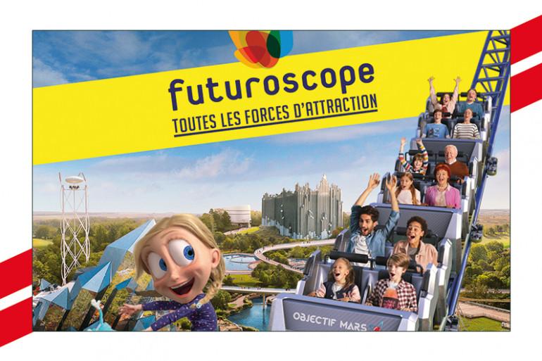 Votre séjour au Futuroscope avec RTL2 Bordeaux