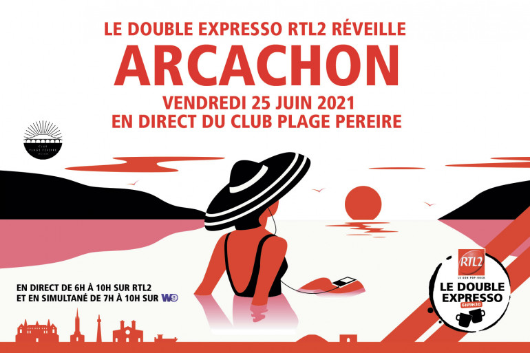 Le Double Expresso à Arcachon