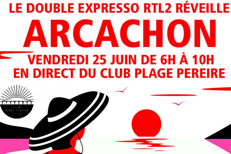 Le Double Expresso en direct d'Arcachon