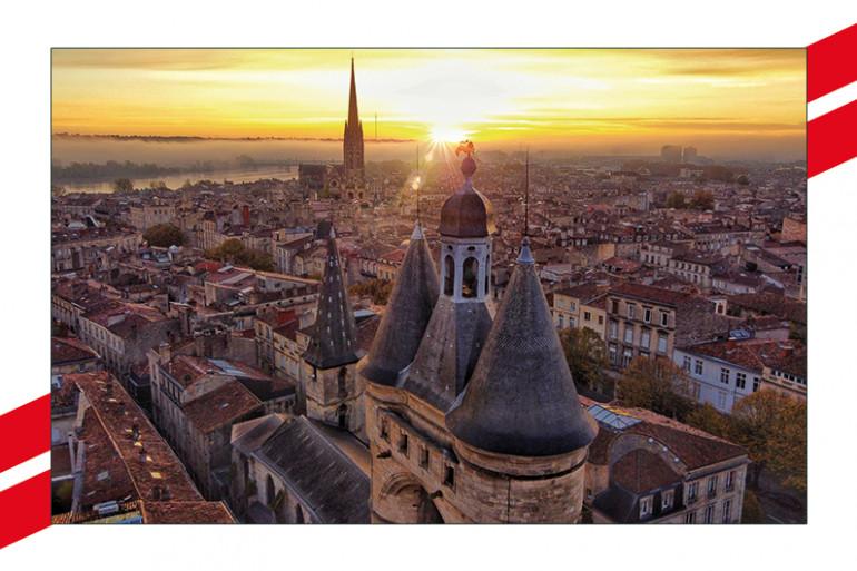 Redécouvrez la ville de Bordeaux