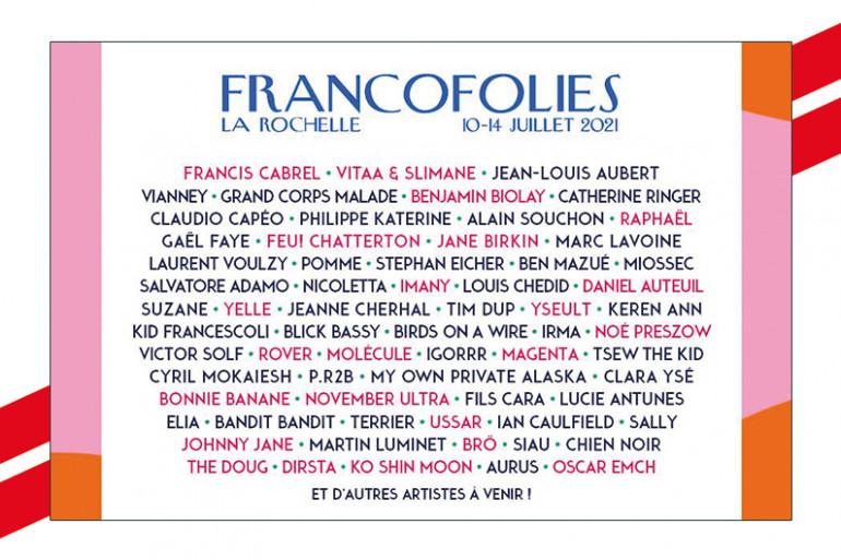 Gagnez vos pass pour les Francofolies avec RTL2 Bordeaux