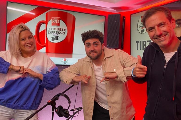 Tibz dans Le Double Expresso RTL2 (02/07/21)