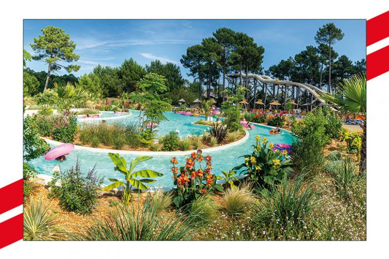 RTL2 Bordeaux vous emmène à Aqualand cet été