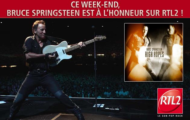 Week-end Bruce Springsteen