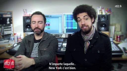 Interview RTL2 : Broken Bells