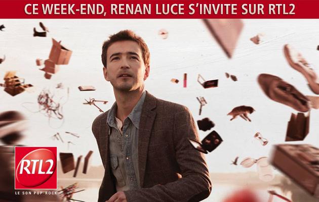 Week-end Renan Luce
