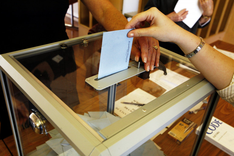 élections urne